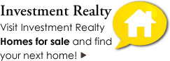Investment Realty Homes for Sale