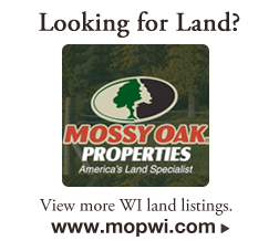 Mossy Oak Properties, WI hunting land
